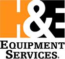 H&E Equipment Services, Inc. Logo