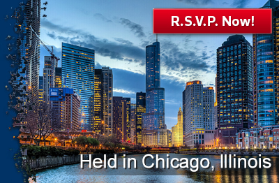 RSVP Now for IIR's Market Outlook in Chicago, Illinois