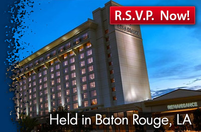 RSVP Now for IIR's Market Outlook in Baton Rouge, Louisiana