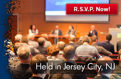 RSVP Now for IIR's Market Outlook in Jersey City, New Jersey